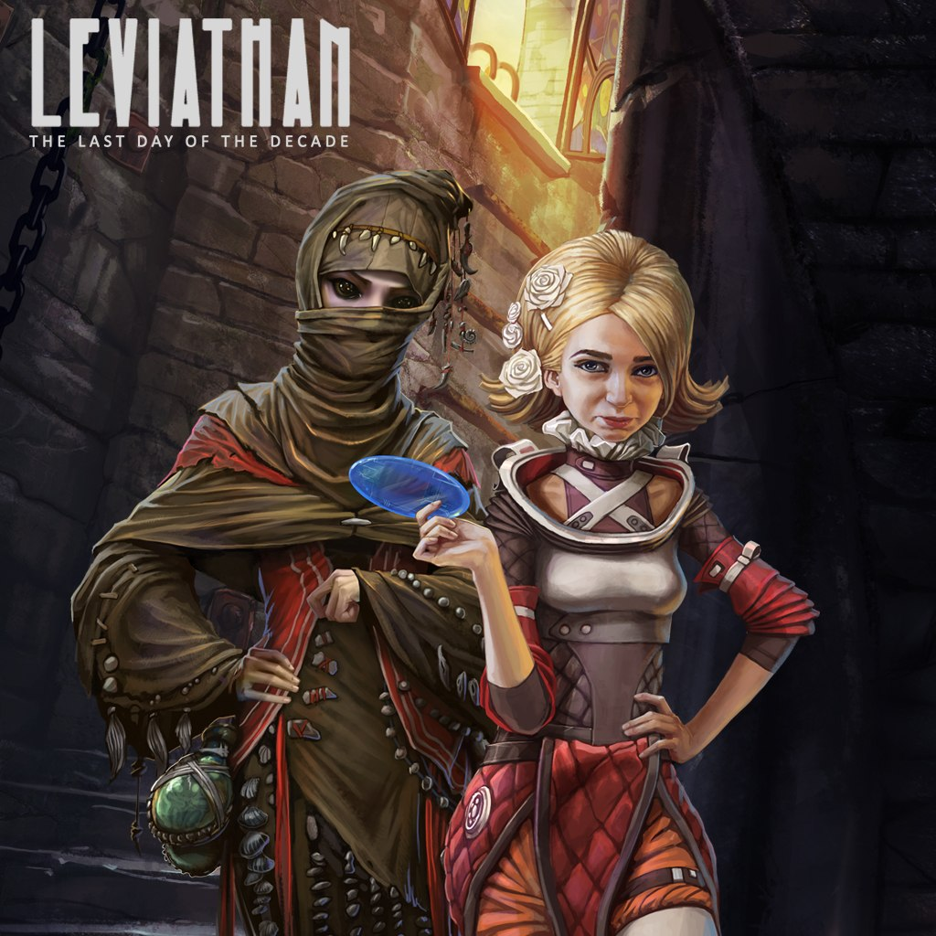 скачать игру Leviathan The Last Day Of The Decade - фото 5