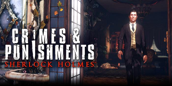 Новый трейлер Sherlock Holmes: Crimes & Punishments