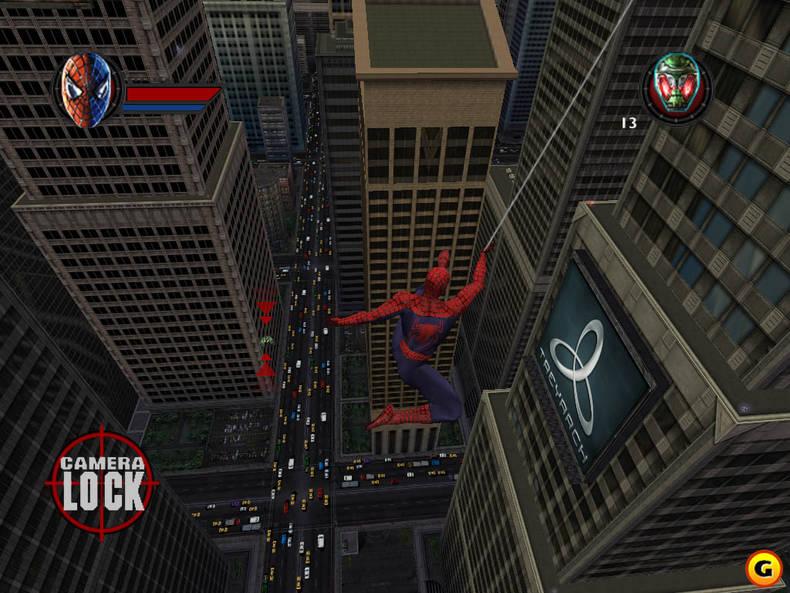 скачать Spider Man 1 игра - фото 11