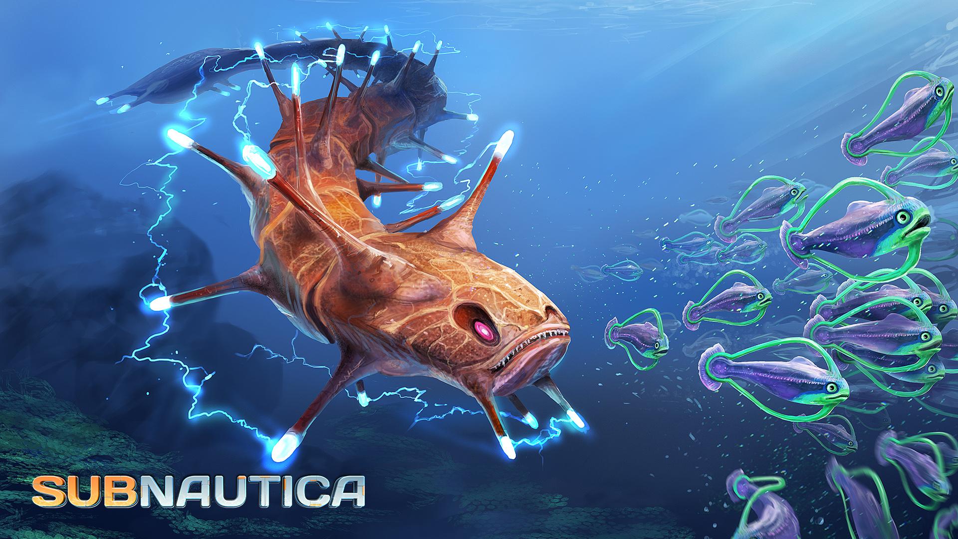 Игры subnautica concept - 724e