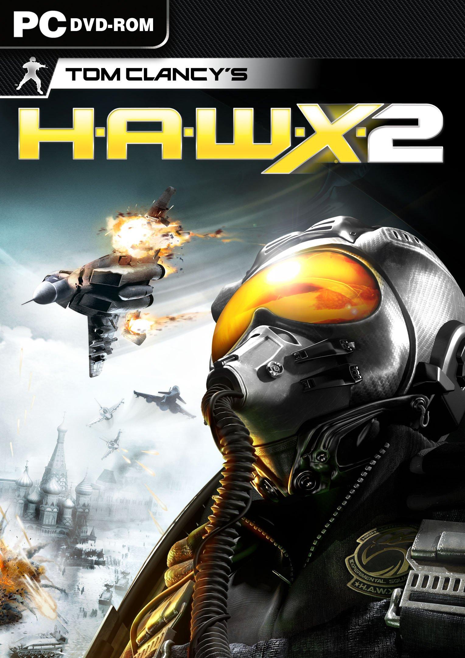 Hawx 2 II PC English Spanish Post Unico.