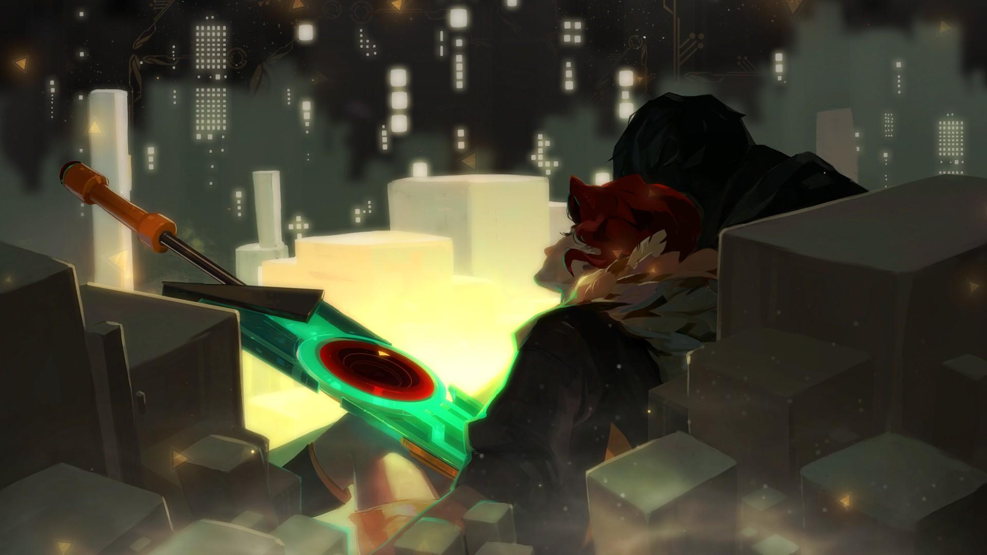 Supergiant Games Transistor