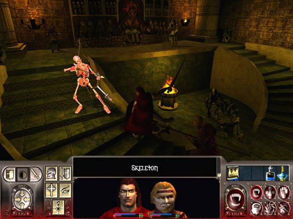 скачать игру Vampire The Masquerade Redemption через торрент - фото 6