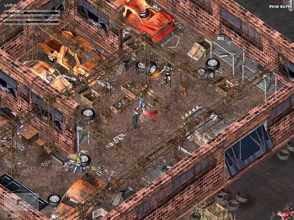 Zombie Shooter 2 скачать торрент - фото 9