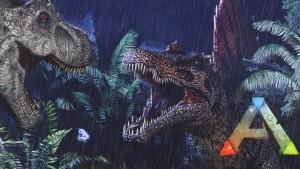 Ark survival evolved как зайти на сервер